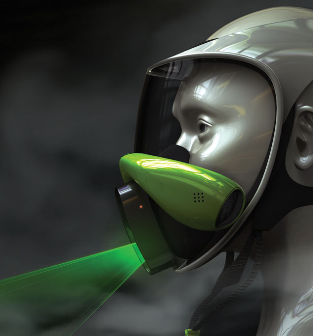 Arrow Gas Mask