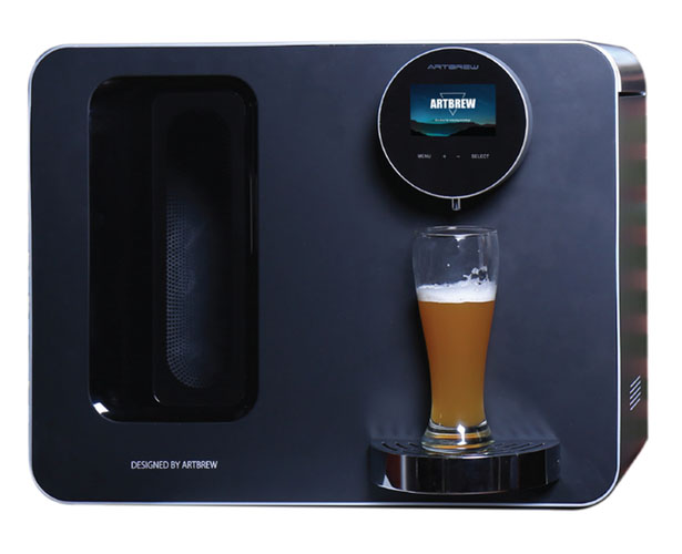 Artbrew : Smart, Automated Beer Brewing Machine