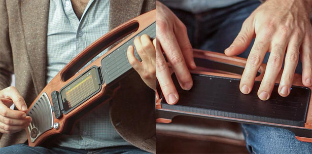 Artiphon Instrument 1 Touch Sound Multi-Instrument Crosses The Boundary Line Between Traditional and Innovation