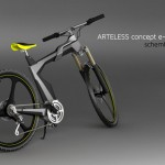 Artless Concept City e-Bike by Marco Schembri