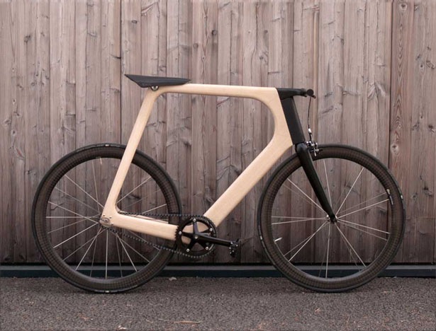 Arvak Bike Features Beautiful Geometric Design