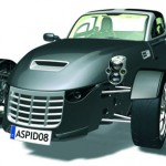 Aspid Roadster : A Luxury Sports Car