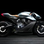 Aston Martin x Brough Superior AMB001 Motorcycle - Modern, Lightweight, and Powerful Sports Bike Concept