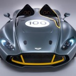 Aston Martin CC100 Speedster Visionary Concept Car to Celebrate Aston Martin 100 Years Anniversary