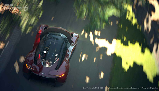Aston Martin DP-100 Vision Gran Turismo Sports Car