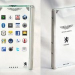 Aston Martin CPT002 Mobile Phone by Mobiado