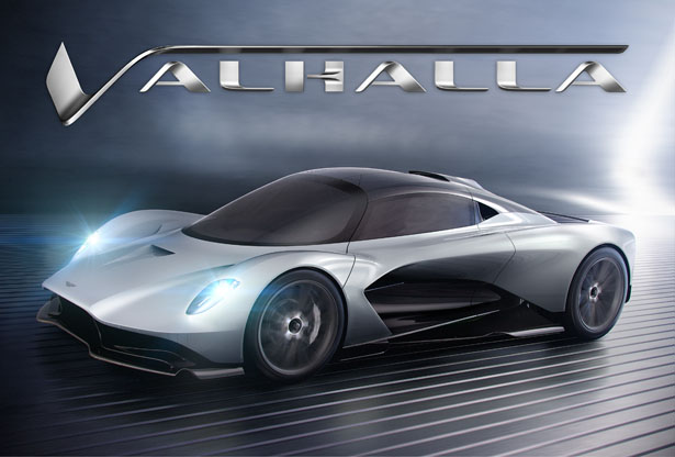 THE ASTON MARTIN VALHALLA: AM-RB 003 CONTINUES