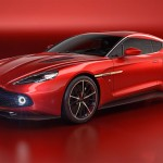 Aston Martin Vanquish Zagato Concept Car Features Zagato's Race-Inspired Design Language