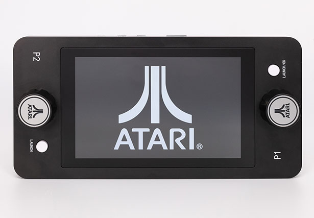 Atari Mini PONG Jr. Home Arcade Device