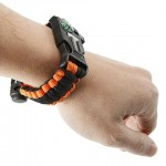 Atomic Bear Cobra Survival Bracelet : Stylish, Wearable Survival Kit