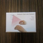 Atongm Bluetooth Virtual Laser Keyboard Hands-on Review