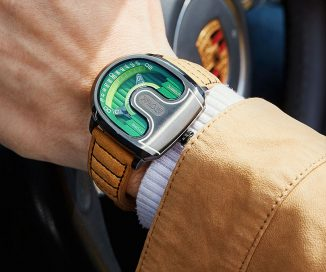 Atowak Ettore Supercar Inspired Watch Features Mechanical Curves and Elegance of a Race Track