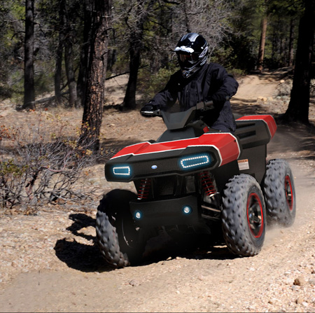 atv concept 4wd vehicle