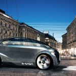 Audi A 2.0 Concept Electric Car for Future Young Generation