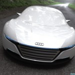 Audi A9 Concept Starts The Competition In The New Created Luxury Sedan Segment