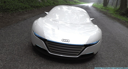 audi a9 concept design outside