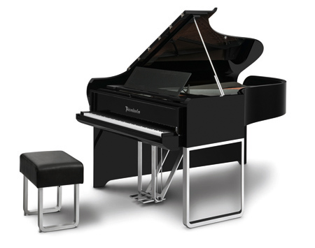 audi bosendorfer grand piano