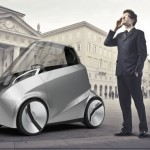 Audi Capsule : Design Study Single Seater Concept Car In Collaboration with Audi