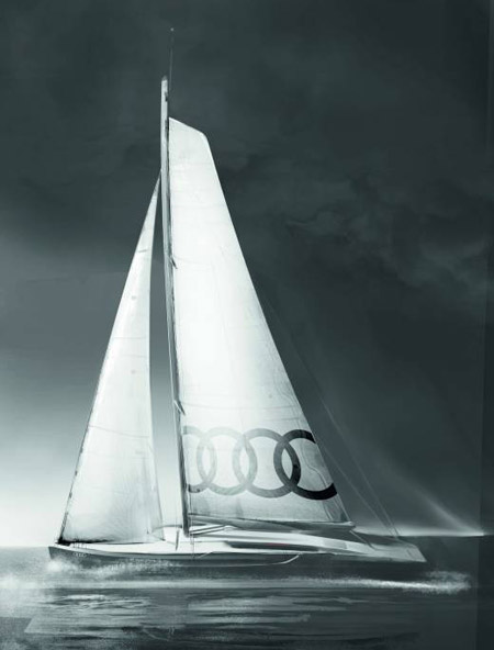 Audi Daysailer by Mark Klug