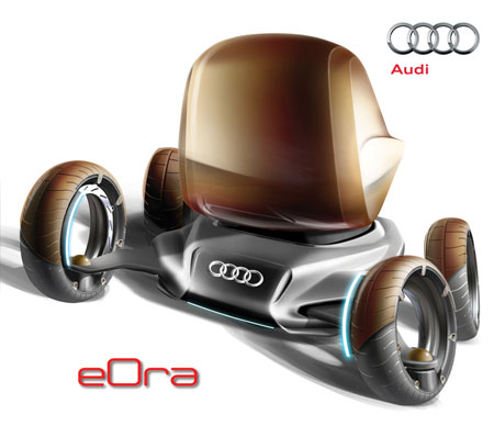 audi eora and espira car concept
