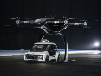 """Audi, Airbus, and Italdesign Tests """"Pop.Up Next"""" Flying Taxi for Our Future Transportation"""