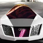 Audi R02 Concept Sports Car for Milanese Businessmen