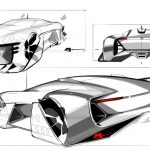 Audi R5 Electric Sports Car Design Proposal for Audi by Maik Mueller