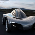 Audi RH Combines A Zero Emission Hydrogen Engine Concept With Extreme Lightweight Technology