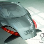 Futuristic Audi Shark Sports Car Concept Just Won Desire Design Competition