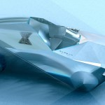 Slovan Concept Car Design Proposal for Audi