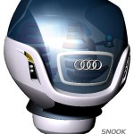 Audi Snook Futuristic Car Concept