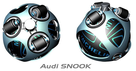 audi snook transportation concept