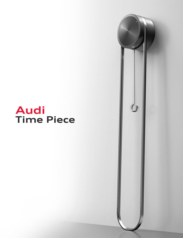 Audi Time Piece by Jaehyuk Lee and Pilkwon Jung