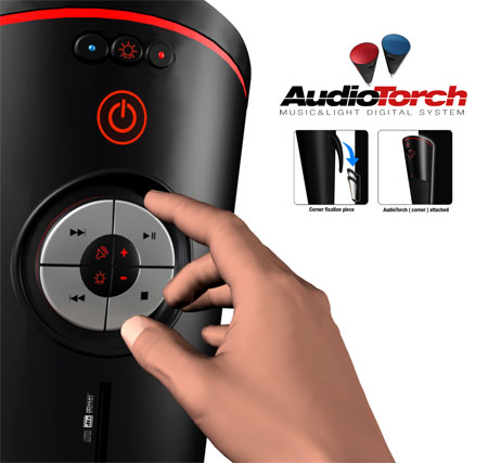 audio torch