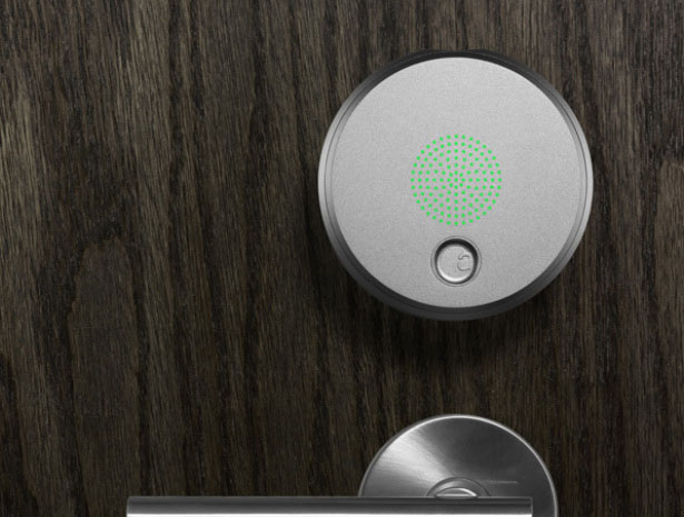 August Smart Lock by Yves Behar and Jason Johnson