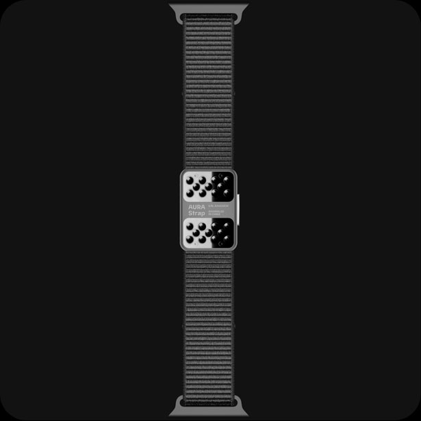 AURA Strap for Apple Watch
