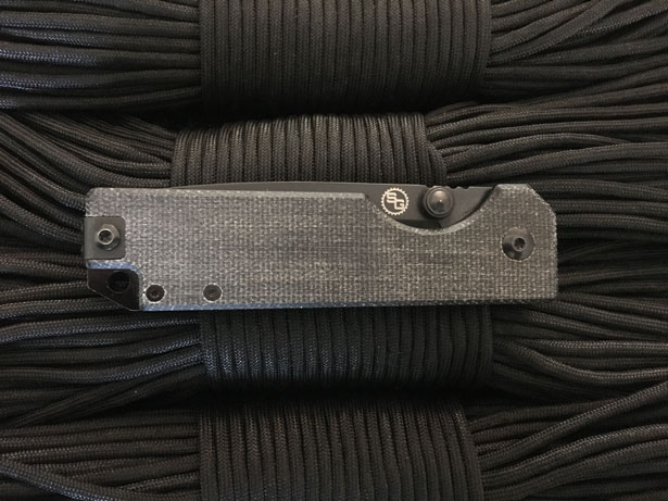 Ausus Luxury EDC Knife by Statgear