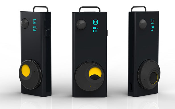 Autographer Wearable Camera by ChaunStudio and OMG Life
