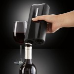 Automatic Wine Opener and Foil Cutter Opens 60 Bottles Per Charge