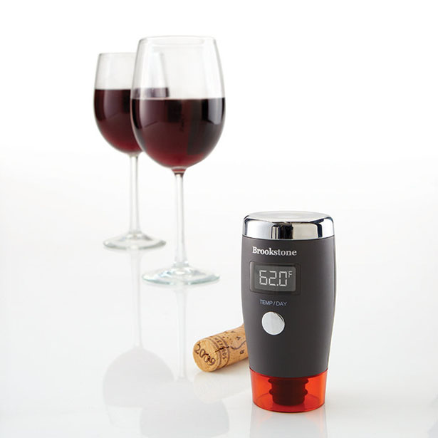 Automatic Wine Preserver by Elliot Cohen