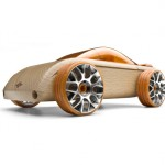 C9-S Berlinetta Sports Car Toy by Automoblox