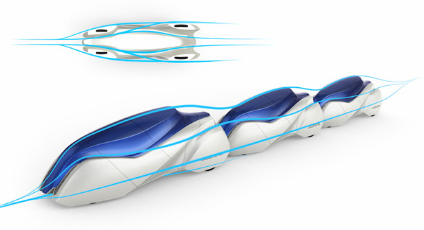 AUTONOMO Futuristic Vehicle Concept for 2030 by Charles Rattray