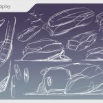 Autoplay Concept Vehicle for Future Gamers by Milad Mohajeri and Shahab Mahboubi