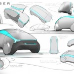 Autouber Autonomous Car Project Learns About Its Passengers to Create Perfect Environment for Them