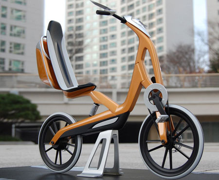 Autovelo Electric Bike Is An Ultimate Short Distance Urban Transportation Alternative