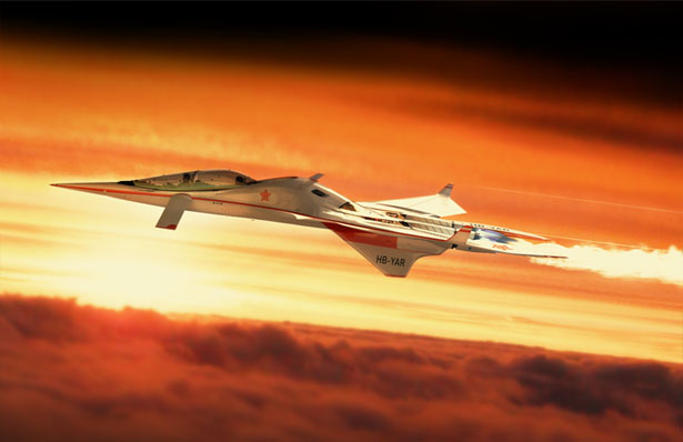 AvA03 Resistance Concept Jet by Timon Sager
