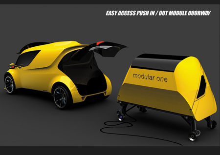 aventos car concept for mega cities