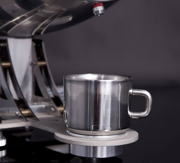 Aviatore Veloce Turbojet 100 Coffee Maker