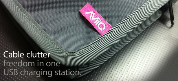 AviiQ Unveils Line-up of Portable and Stylish Travel Solutions for Your Gadgets