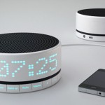 Awake Digital Alarm Clock by Simon Michel